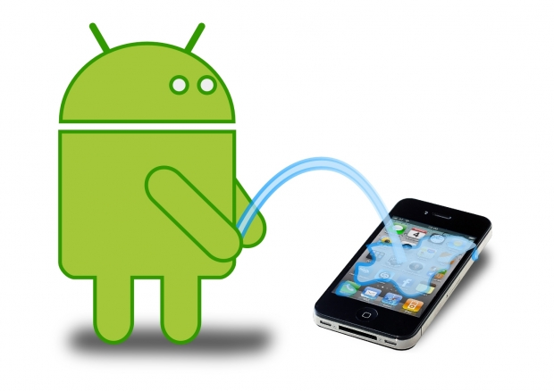 androids vs iphones We run through ten reasons why android is better than iphone google's all-conquering mobile platform is deservedly dominating the globe and here's why.